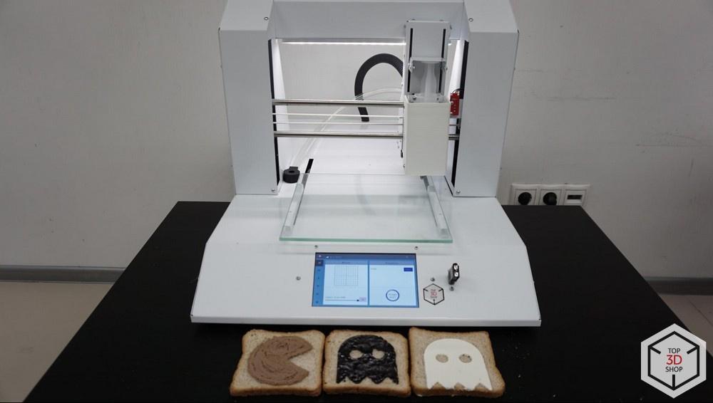 Живой обзор пищевого 3D-принтера Chocola3D - 27