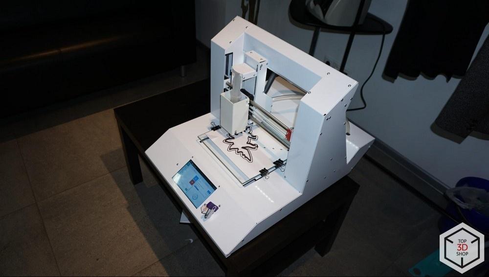 Живой обзор пищевого 3D-принтера Chocola3D - 4