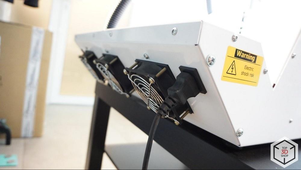 Живой обзор пищевого 3D-принтера Chocola3D - 9