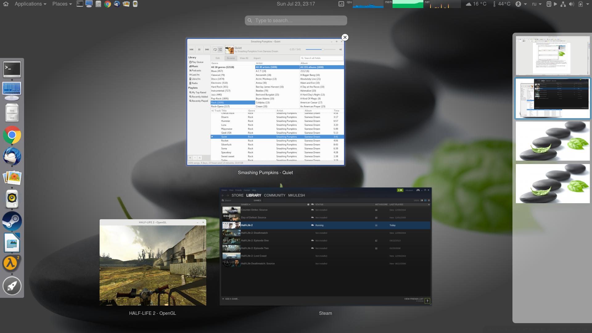 Опыт использования бизнес-ноутбука FUJITSU LIFEBOOK E746: дом вместо офиса, Linux вместо Windows - 9