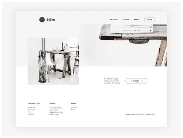 Сила минимализма в UX дизайне - 12