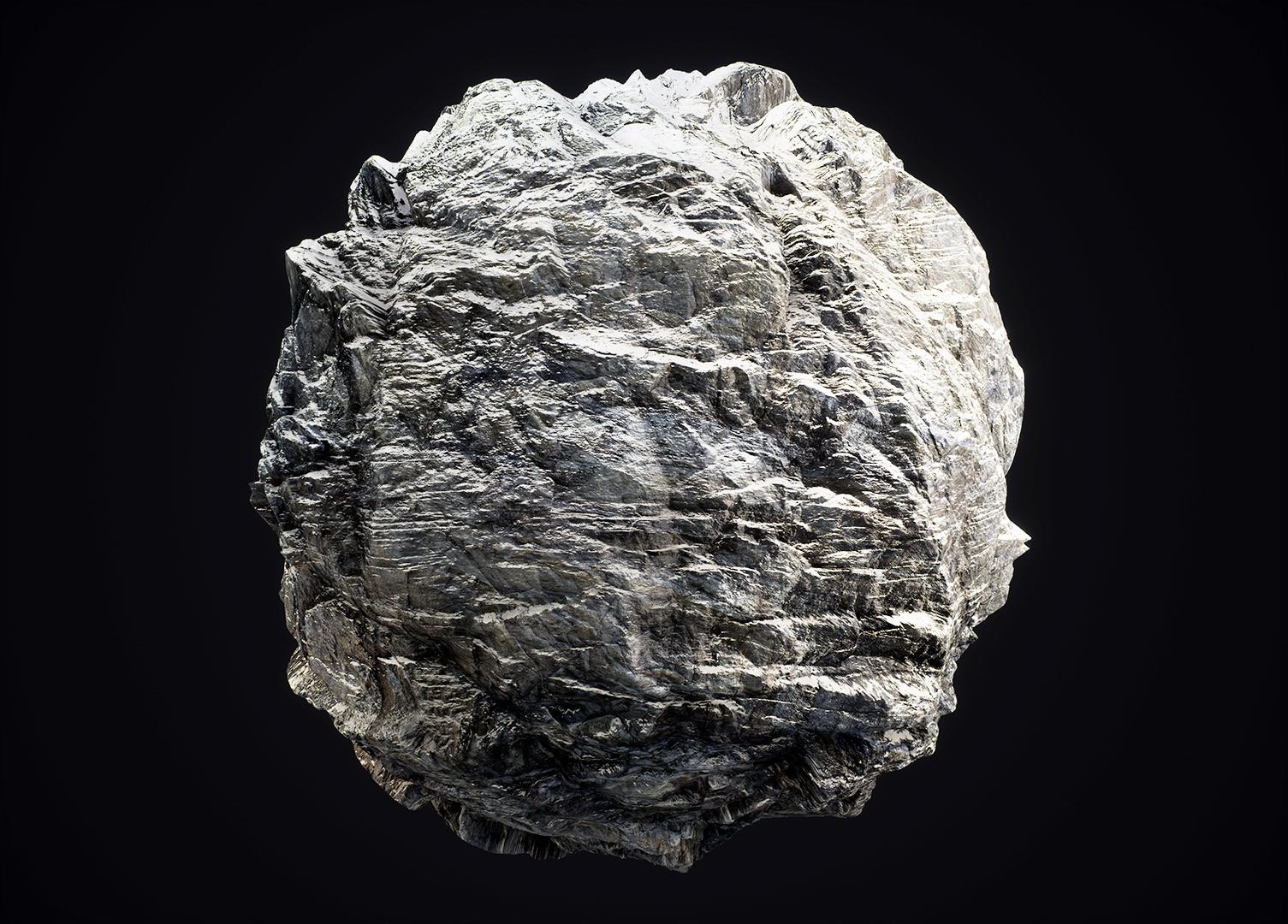 Создание камней для игр с помощью фотограмметрии - 13