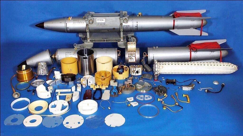 Ставим духовку на режим «Апокалипсис»: обзор устройств для предполётного управления ядерным оружием - 4