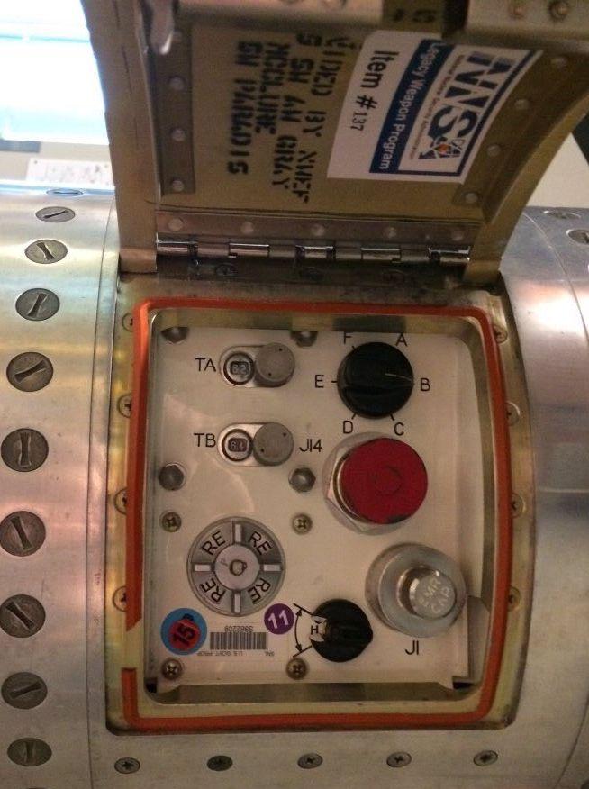 Ставим духовку на режим «Апокалипсис»: обзор устройств для предполётного управления ядерным оружием - 6