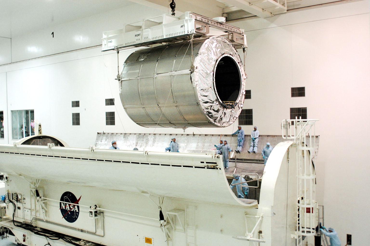 Lockheed Martin строит прототип обитаемого модуля для глубокого космоса - 1