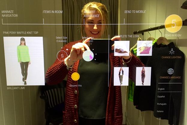 Высокотехнологичный шопинг: инновации, меняющие облик ритейла и торговых центров - 4