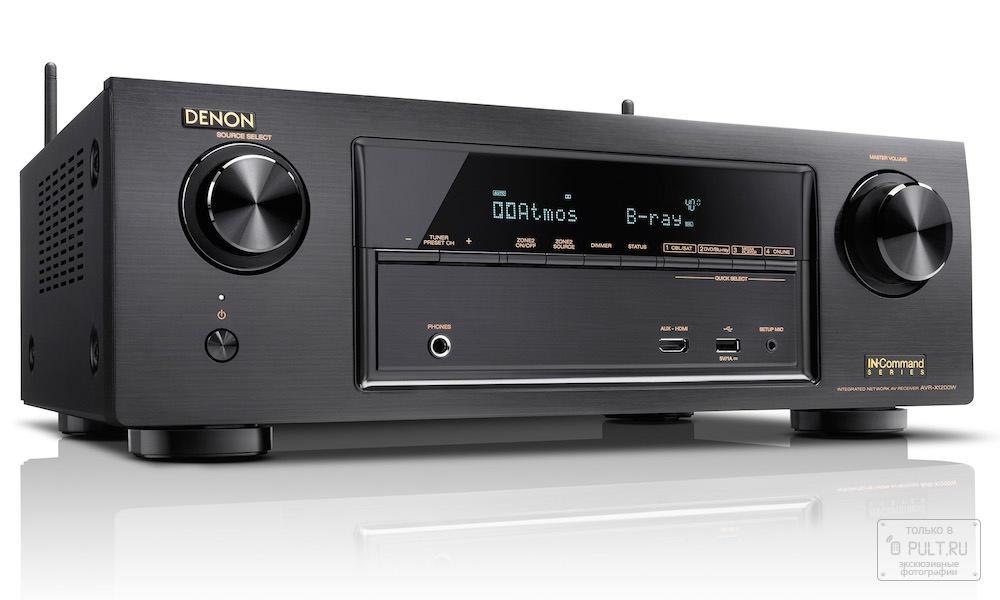 AV-ресивер Denon AVR-X2400H: отвечая требованиям времени или больше чем HI-FI - 1
