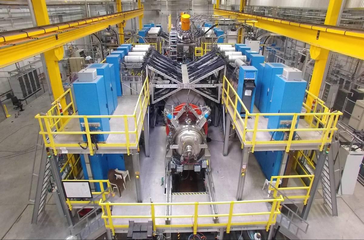 Google помогает термоядерщикам нагревать плазму в реакторе при помощи специального ПО - 1