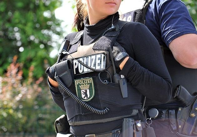 Автоматическая система оповещения о нападении на полицейских - 1