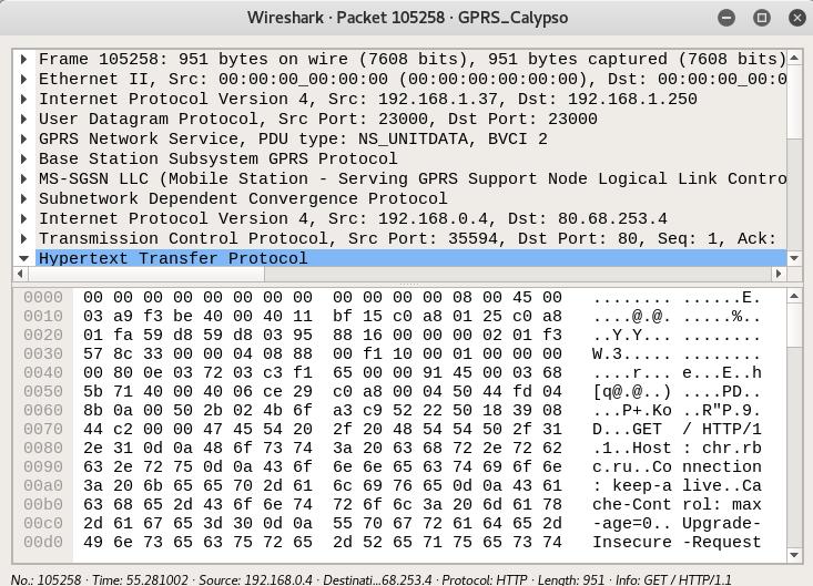Добавляем GPRS в домашнюю GSM сеть - 13