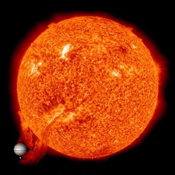 «Жизнь со звездой» — часть 1: солнечная активность - 10