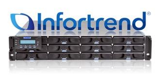 СХД Infortrend — альтернатива А-брендам. Обзор и тестирование - 1
