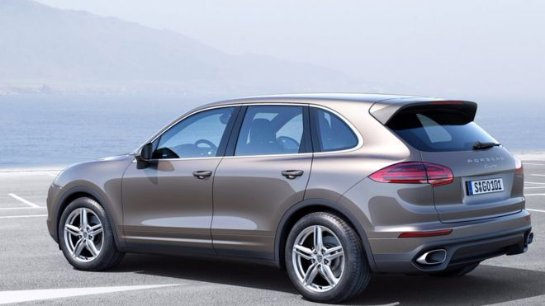 Porsche отзовет 22 тысячи автомобилей