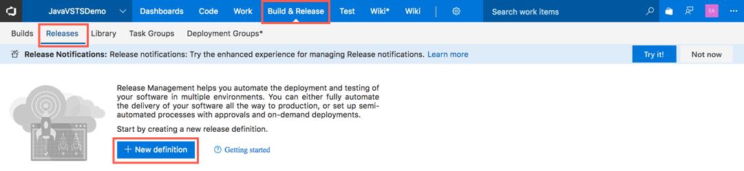 Автоматизация CI-CD для Java приложений с помощью Microsoft Visual Studio Team Services - 23