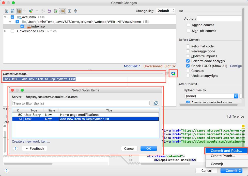 Автоматизация CI-CD для Java приложений с помощью Microsoft Visual Studio Team Services - 36