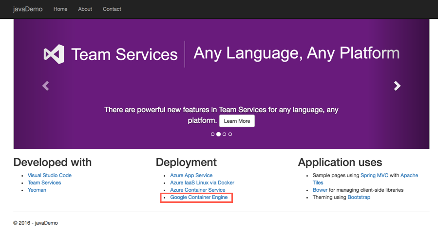 Автоматизация CI-CD для Java приложений с помощью Microsoft Visual Studio Team Services - 42