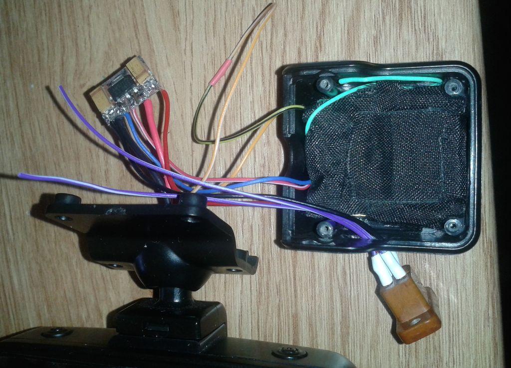 Добавление GPS к видеорегистратору - 18