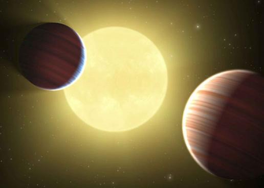 Найден первый спутник планеты в другой звездной системе - 1