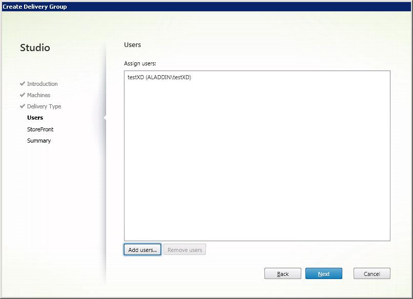 Настройка аутентификации в Citrix XenDesktop 7.x c использованием смарт-карт JaCarta PKI - 13