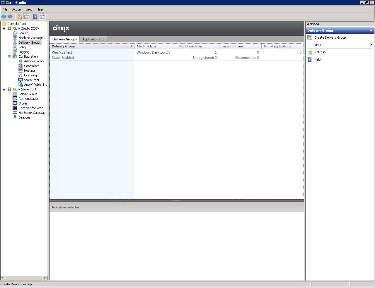 Настройка аутентификации в Citrix XenDesktop 7.x c использованием смарт-карт JaCarta PKI - 16