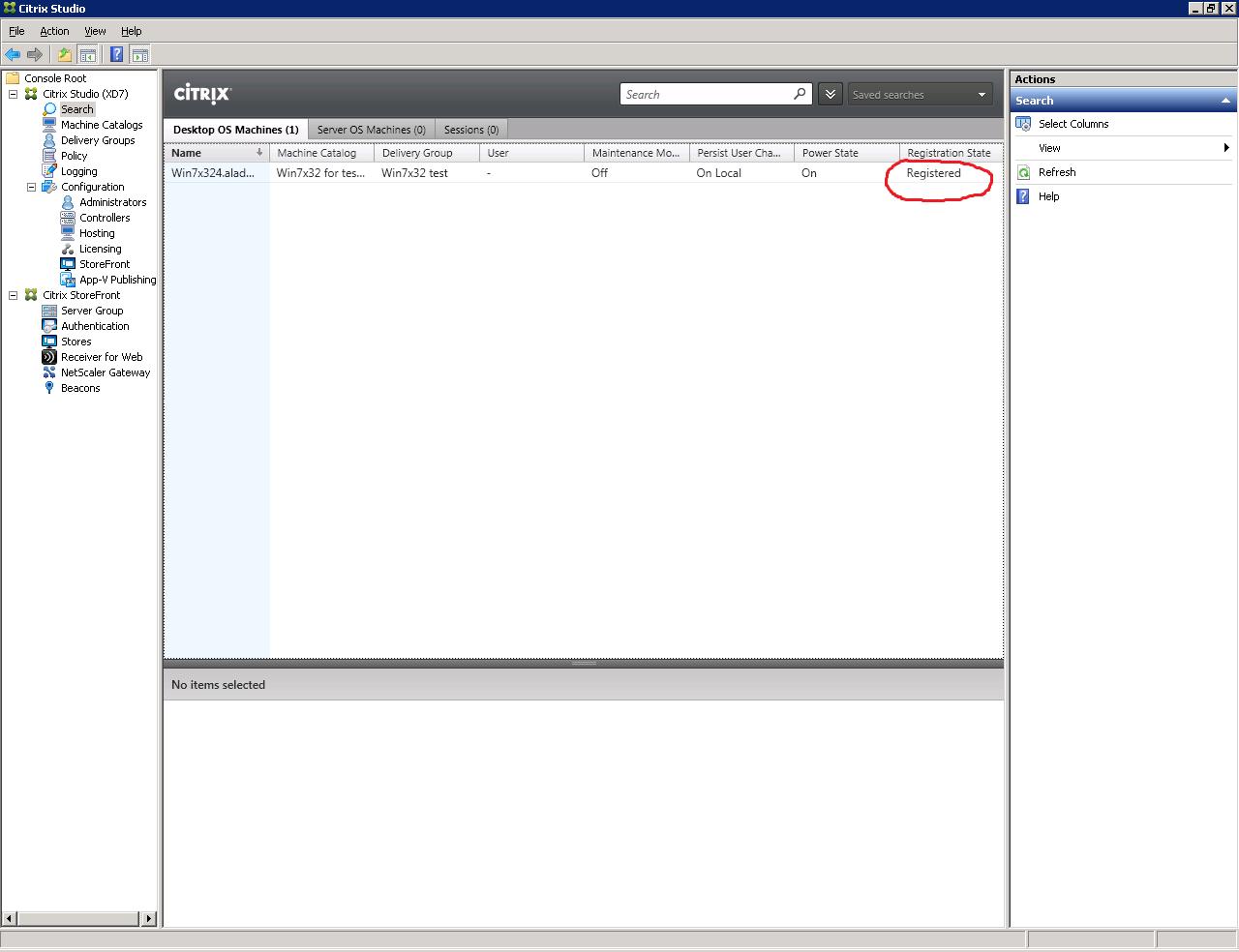 Настройка аутентификации в Citrix XenDesktop 7.x c использованием смарт-карт JaCarta PKI - 17