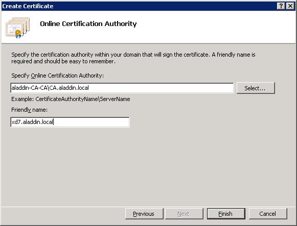 Настройка аутентификации в Citrix XenDesktop 7.x c использованием смарт-карт JaCarta PKI - 26