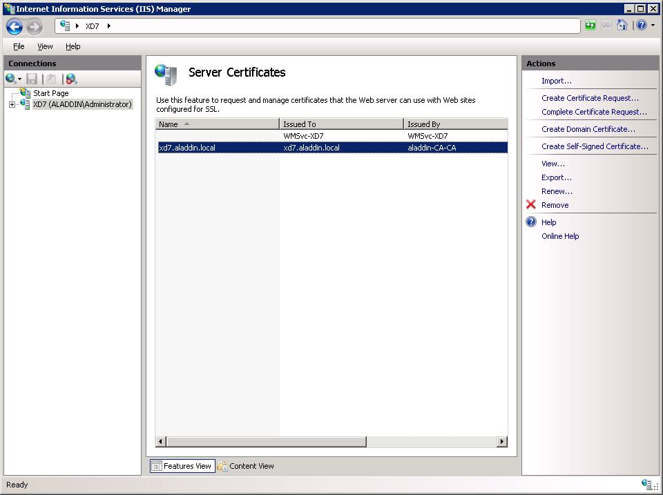 Настройка аутентификации в Citrix XenDesktop 7.x c использованием смарт-карт JaCarta PKI - 27