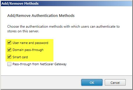 Настройка аутентификации в Citrix XenDesktop 7.x c использованием смарт-карт JaCarta PKI - 56
