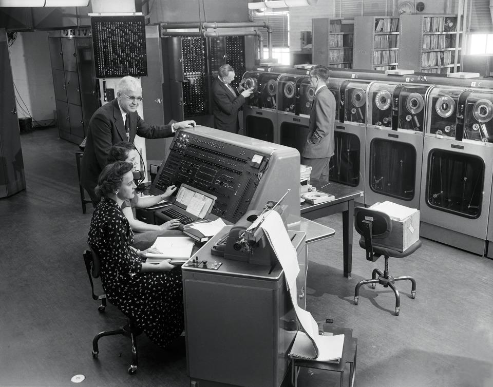 Звуковые гиганты: программист из Пентагона и Великий сталактитовый орган - 3