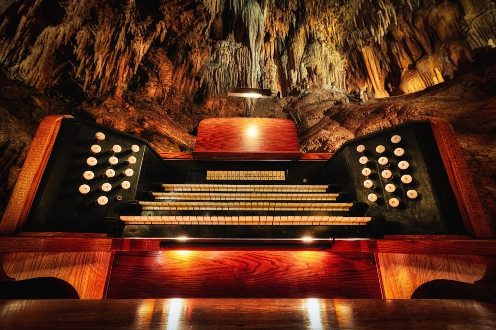 Звуковые гиганты: программист из Пентагона и Великий сталактитовый орган - 8