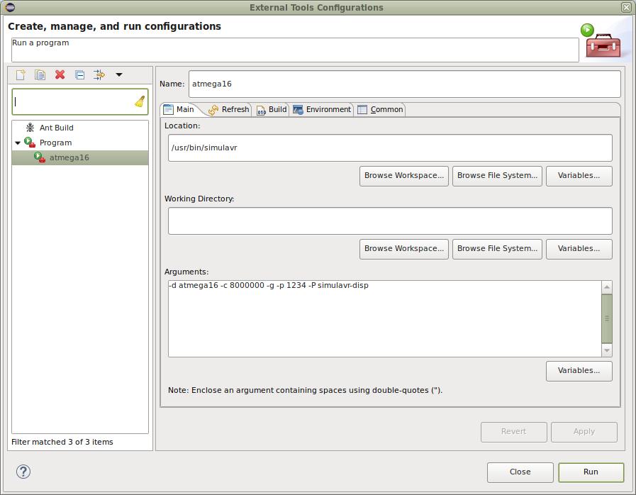 Программирование МК AVR на языке assembler в среде Linux - 10