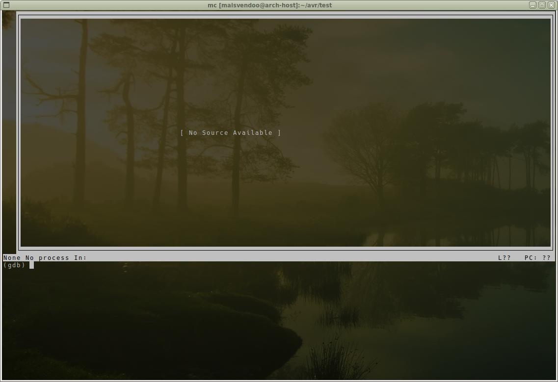 Программирование МК AVR на языке assembler в среде Linux - 2