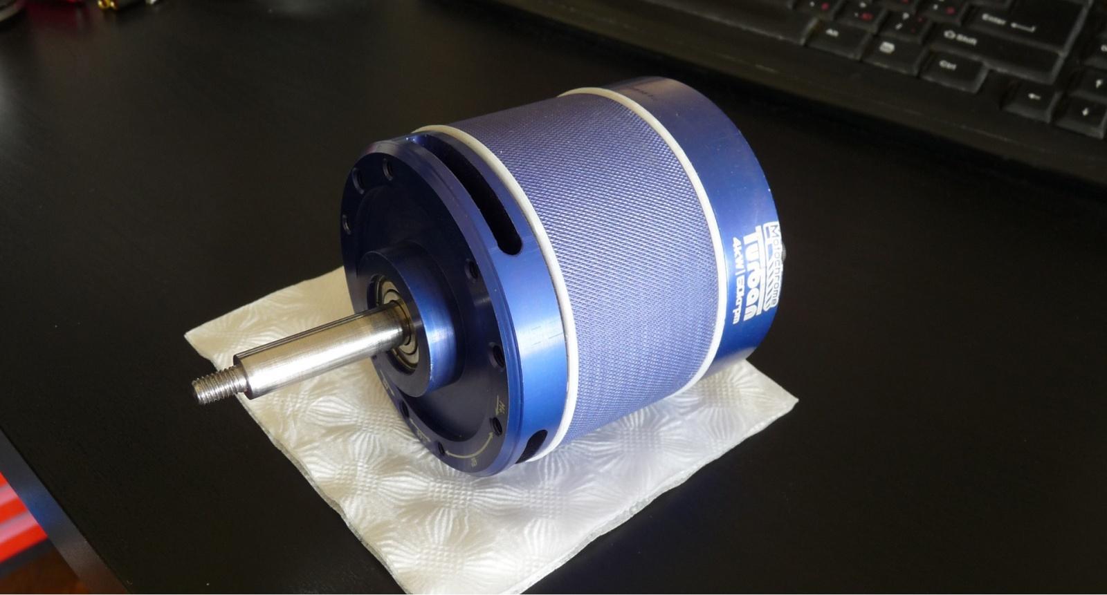 Автомобильная электротурбина - 3