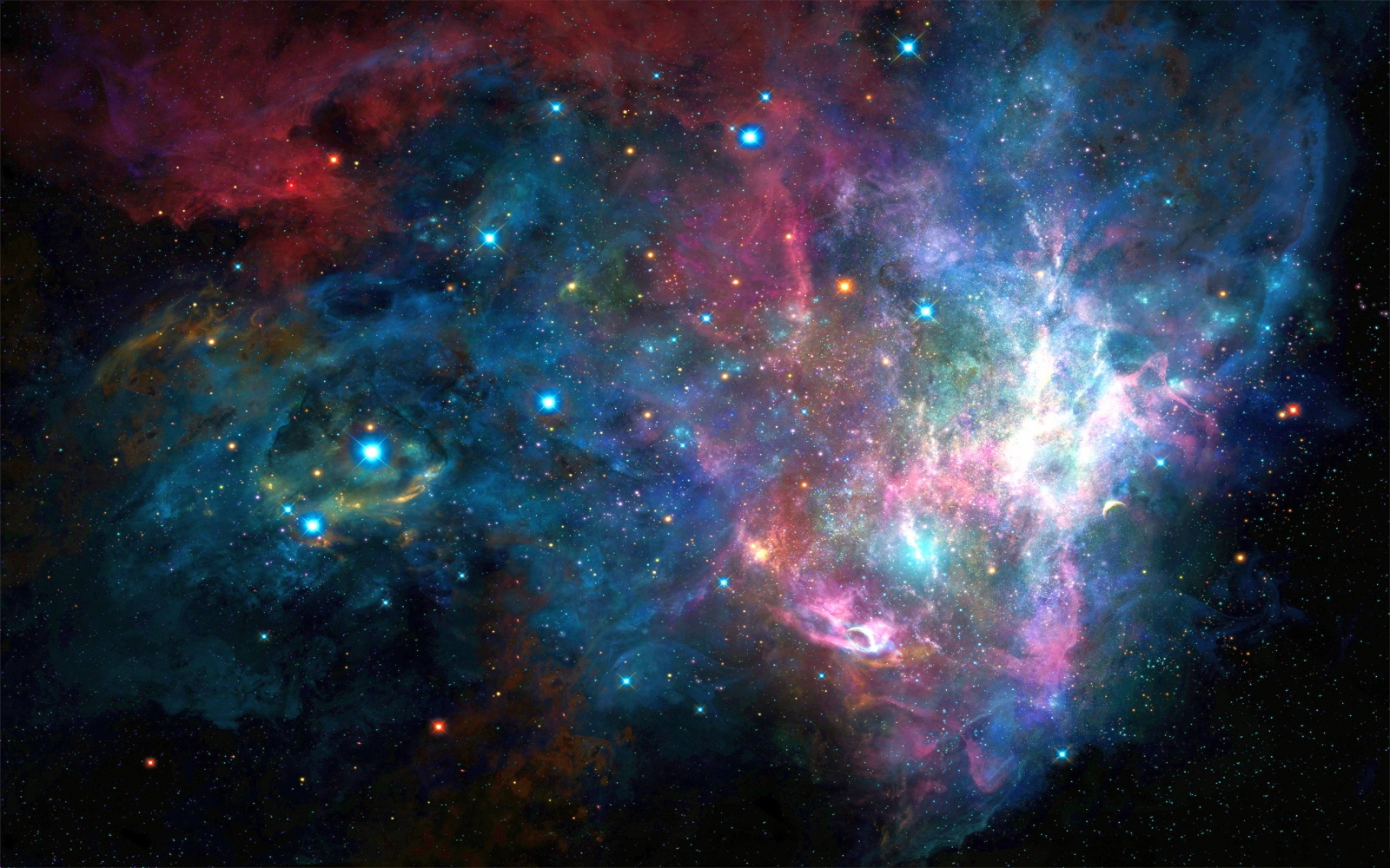 Мы и все, что нас окружает, на 50% состоит из материи, попавшей сюда из далеких галактик - 3