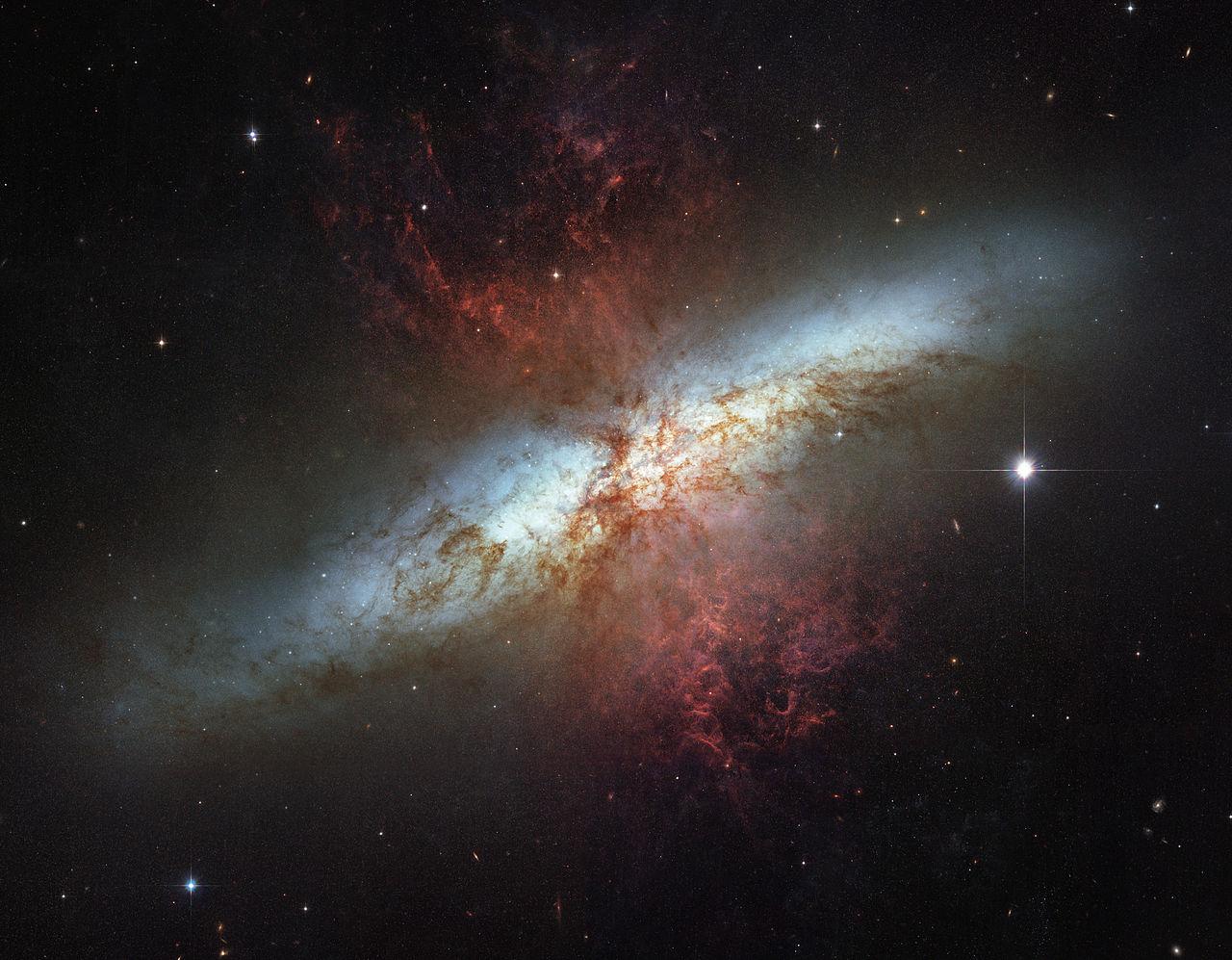 Мы и все, что нас окружает, на 50% состоит из материи, попавшей сюда из далеких галактик - 1