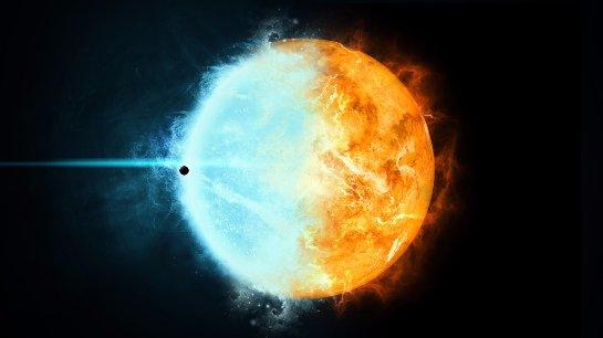 Ученые рассказали, что будет, если на Солнце налить немного воды