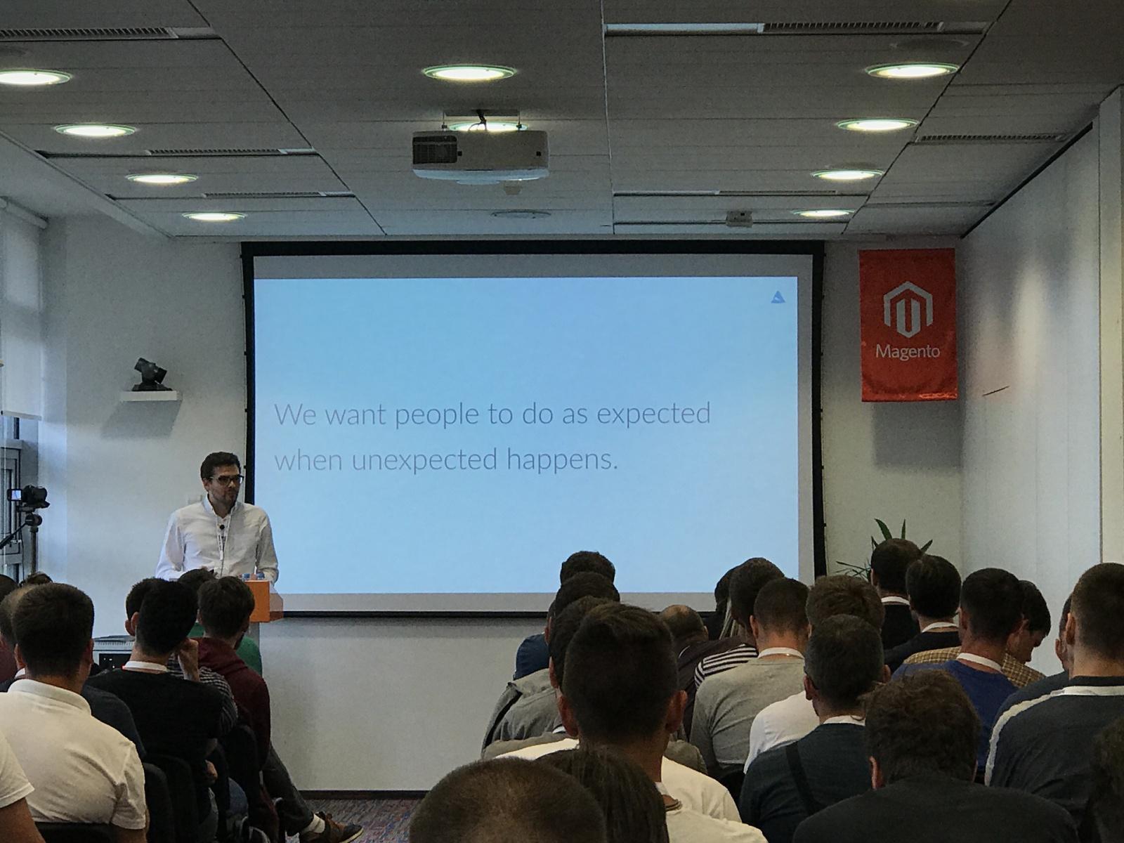 Magento Dare to Share — Открытая Площадка для докладов о Magento, PHP и eCommerce - 9