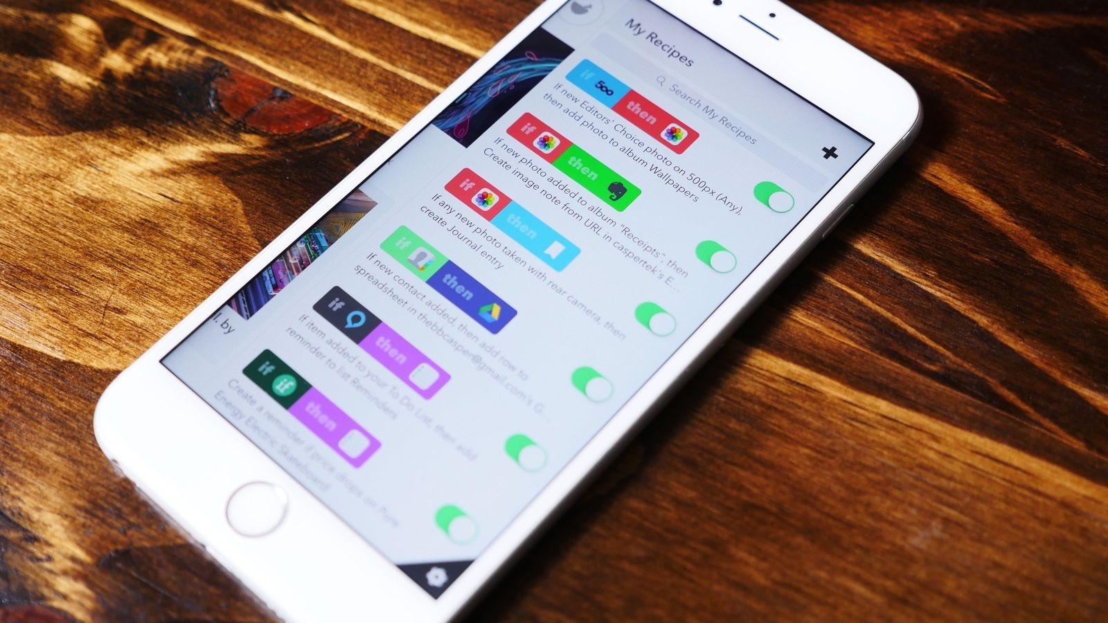 Как научить телефон варить тебе кофе и сохранять картинки без рук: обзор мешап-сервиса IFTTT - 3
