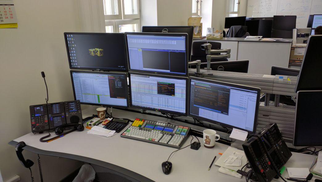 Обновление инфраструктуры рабочих мест трейдеров - 3