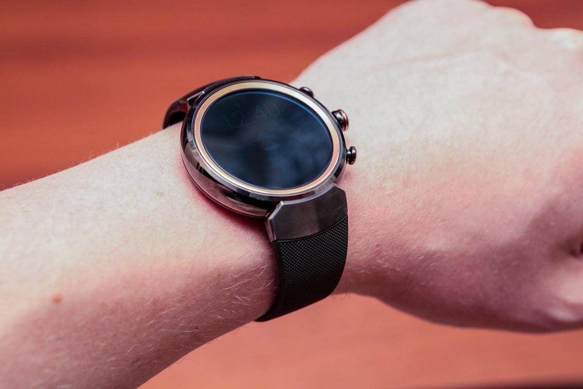 Обзор умных часов ASUS ZenWatch 3 - 10
