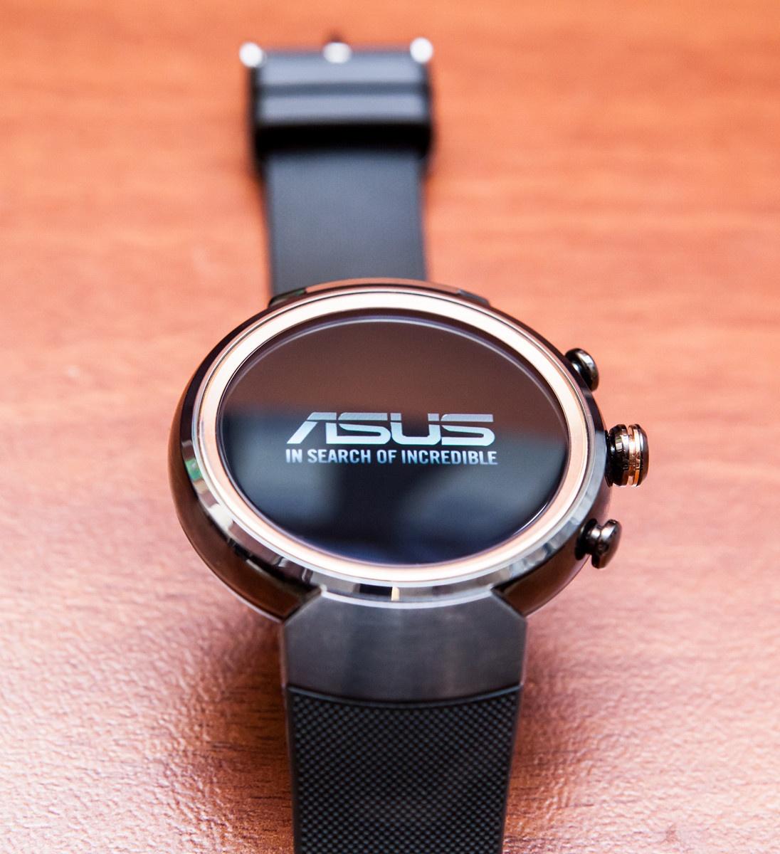 Обзор умных часов ASUS ZenWatch 3 - 18