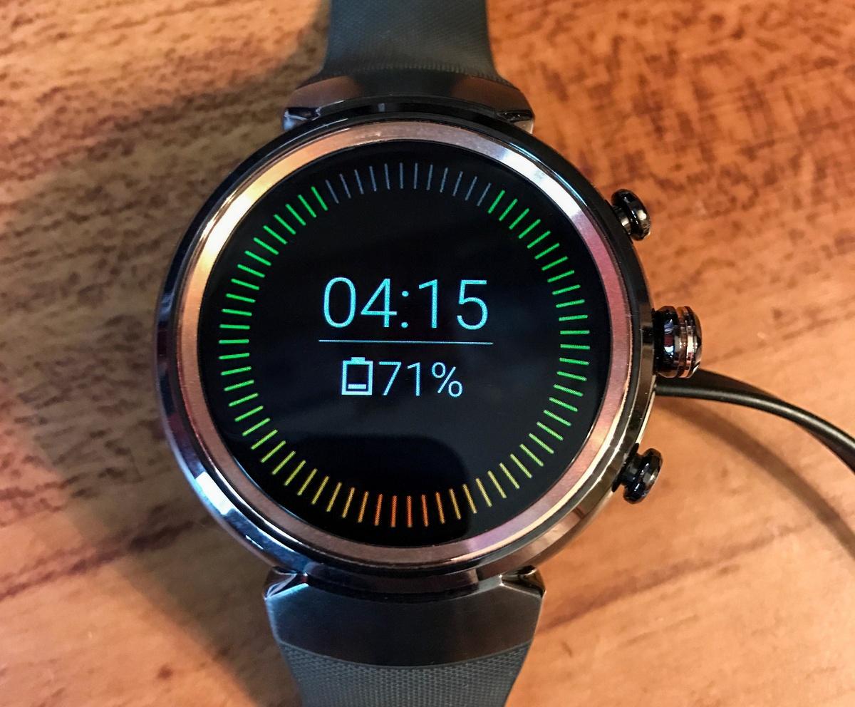 Обзор умных часов ASUS ZenWatch 3 - 19