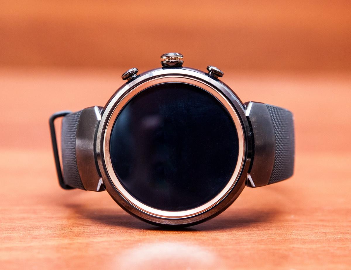 Обзор умных часов ASUS ZenWatch 3 - 2