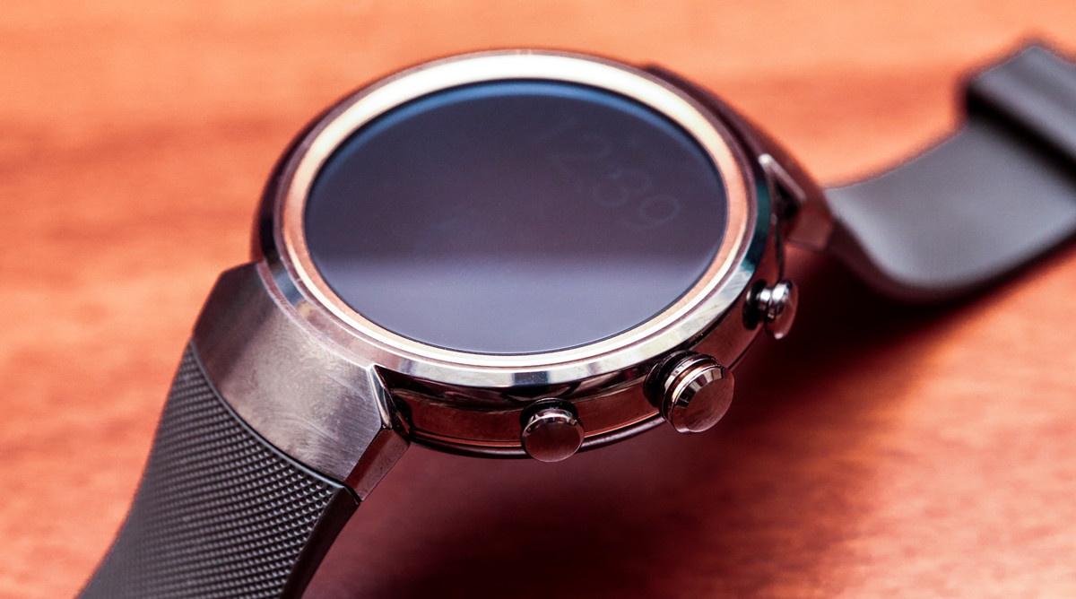 Обзор умных часов ASUS ZenWatch 3 - 5