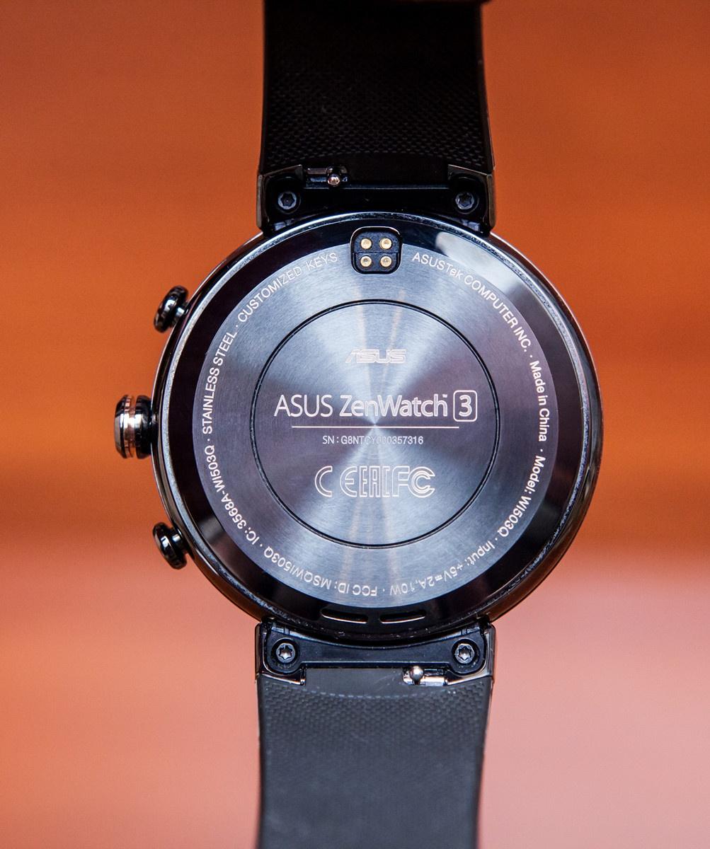 Обзор умных часов ASUS ZenWatch 3 - 7