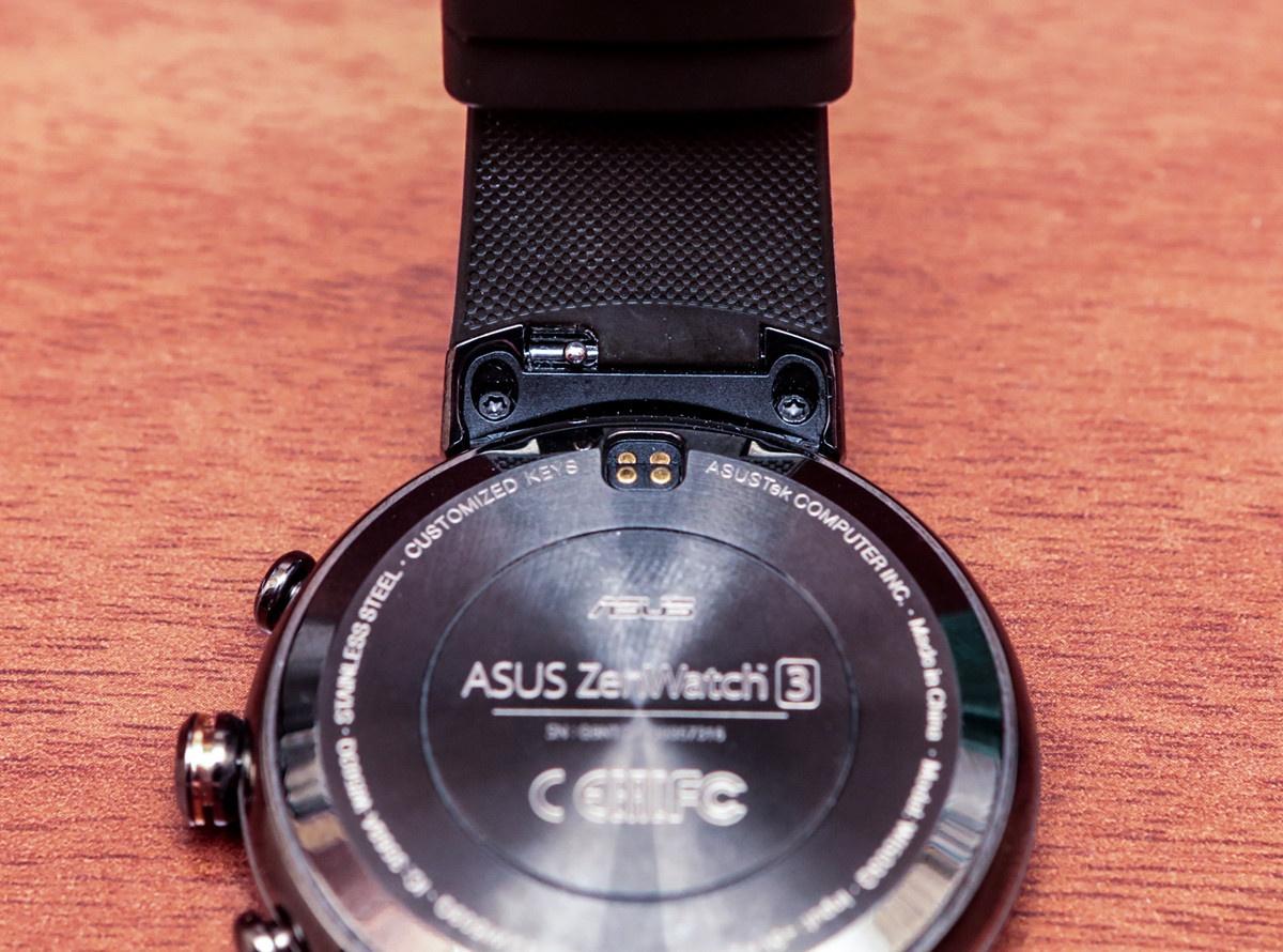 Обзор умных часов ASUS ZenWatch 3 - 8