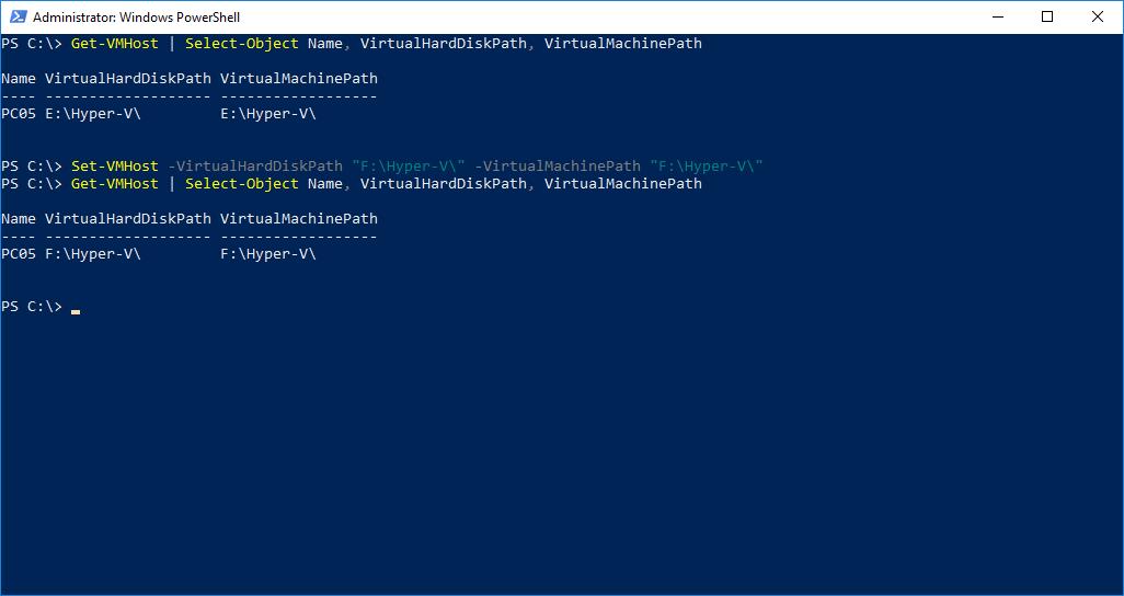 Подготовка образа ВМ с Windows - 2