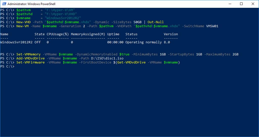 Подготовка образа ВМ с Windows - 3