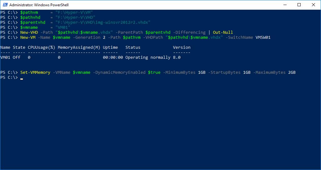 Подготовка образа ВМ с Windows - 5
