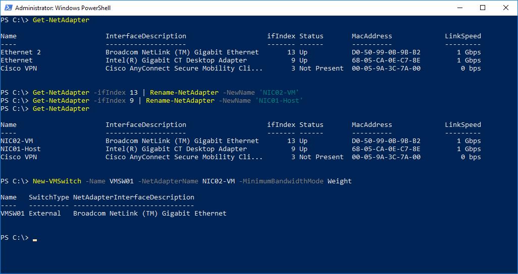 Подготовка образа ВМ с Windows - 1